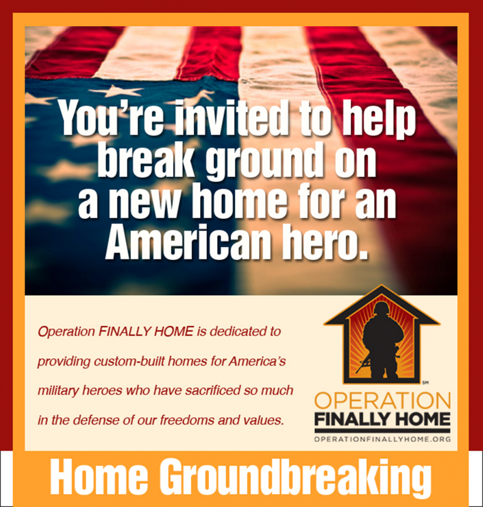 OFH Ground Breaking